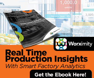 Real-Time Production Insights Smart Factory Analytics